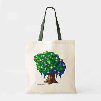 Pixel tree bag