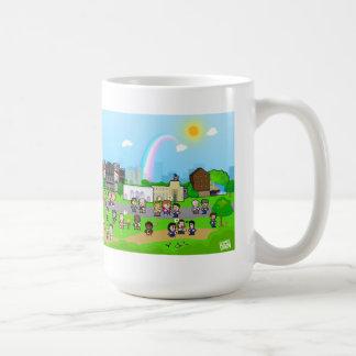 Pixel Valley Mug