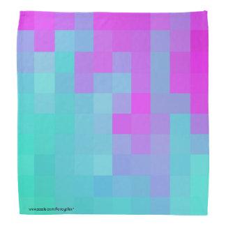 Pixel Wave bandana