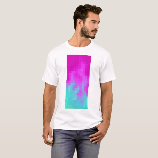 Pixel Wave Men's T-Shirt