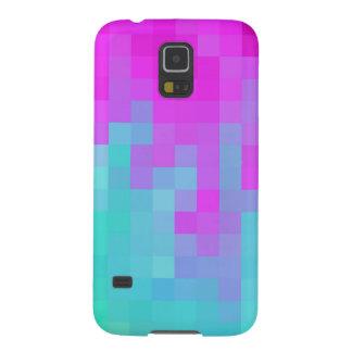 Pixel Wave Samsung Galaxy 6 case