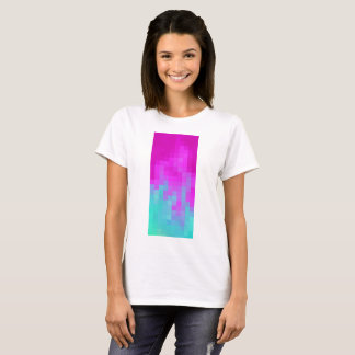 Pixel Wave Women's T-Shirt