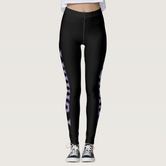 Pixel Yummy Mummy Leggings