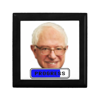 Pixelated Bernie Sanders - PROGRESS Gift Box
