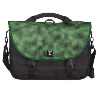 Pixelated Camo Commuter Bag