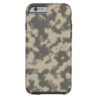 PIxelated iPhone Case Army Universal Camouflage