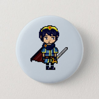 Pixelated Marth Pin