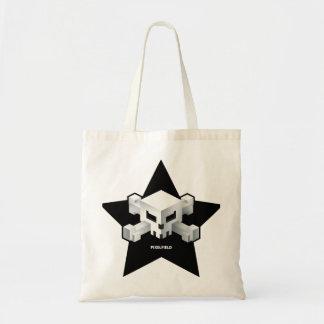 Pixelfield Game | Star Skull Bag