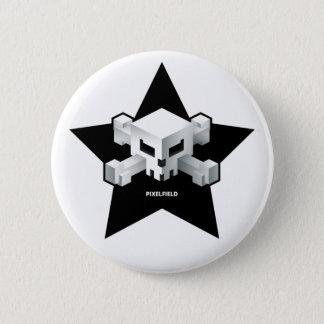 Pixelfield Game | Star Skull Button