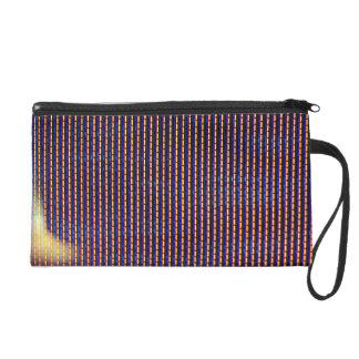 pixels mf wristlet purses