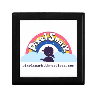 PixelSnark Logo Gift Box