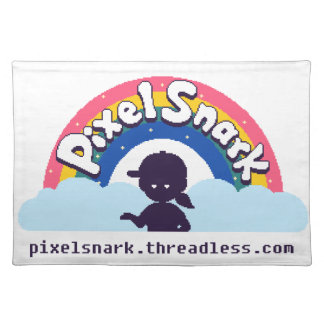 PixelSnark Logo Placemat