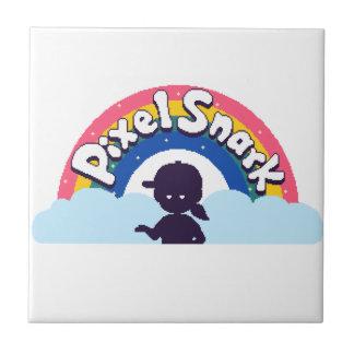 PixelSnark Logo Tile
