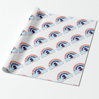 PixelSnark Logo Wrapping Paper