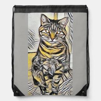 Pixie1 Art71 Drawstring Bag