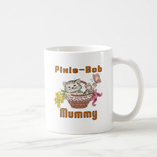 Pixie-Bob Cat Mom Coffee Mug