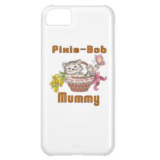 Pixie-Bob Cat Mom Cover For iPhone 5C