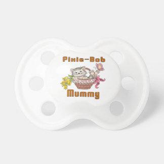 Pixie-Bob Cat Mom Pacifier