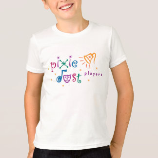 Pixie Dust Players Kids American Apparel T-shirt