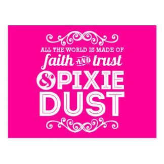 Pixie Dust Postcard