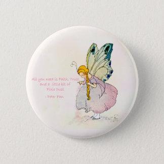 Pixie Dust Round Button