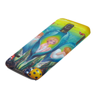 Pixie Farm Case For Galaxy S5