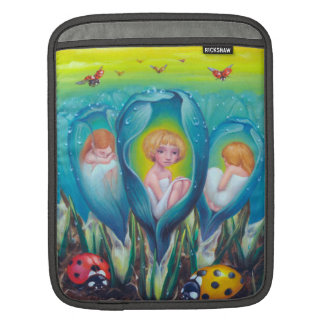 Pixie Farm iPad Sleeve