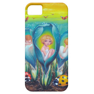 Pixie Farm iPhone 5 Cover