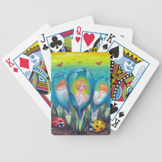 Pixie Farm Poker Deck