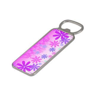 Pixie Flower Butterflies 2 Magnetic Bottle Opener