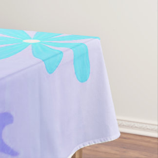Pixie Flower Butterflies 3 Tablecloth
