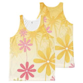 Pixie Flower Butterflies All-Over-Print Tank Top