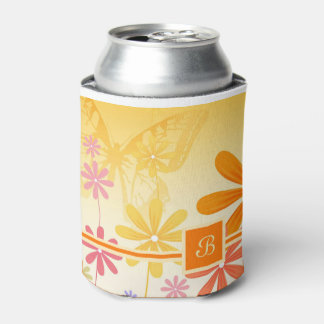 Pixie Flower Butterflies Can Cooler