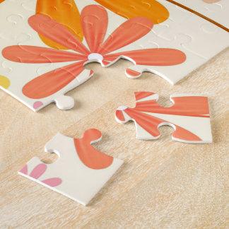 Pixie Flower Butterflies Jigsaw Puzzle