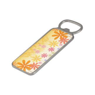 Pixie Flower Butterflies Magnetic Bottle Opener