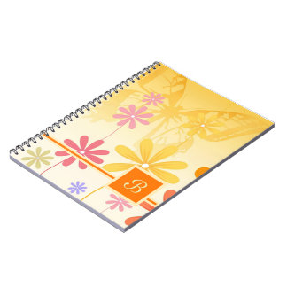 Pixie Flower Butterflies Notebooks