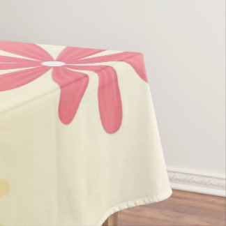 Pixie Flower Butterflies Tablecloth
