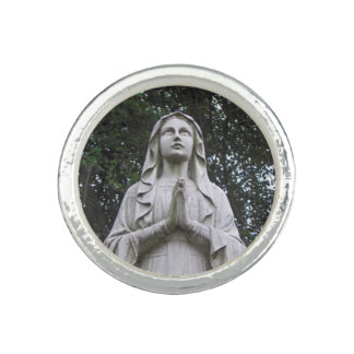 Pixie Globes - Prayer ring