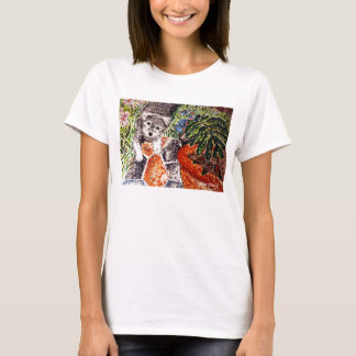 Pixie in the Garden T-Shirt