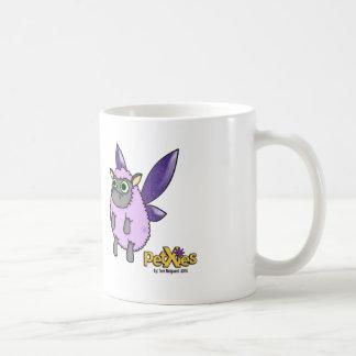 Pixie Pink Sheep Coffee Mug