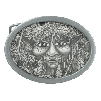 Pixie Poam Buckle Belt Buckle