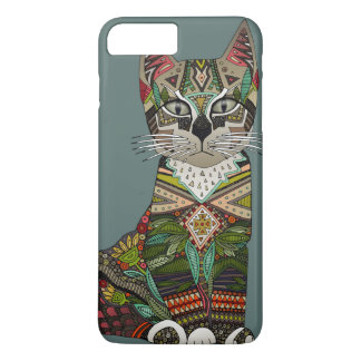 pixiebob kitten juniper iPhone 8 plus/7 plus case