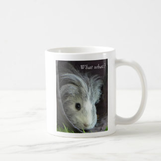 Pixle the guinea pig - mug cuteness incorporated