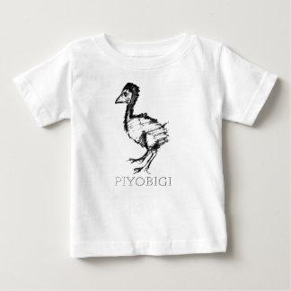 PIYOBIGI babyTshirt Baby T-Shirt