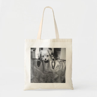 PIYOBIGI DOG dog animal Tote Bag
