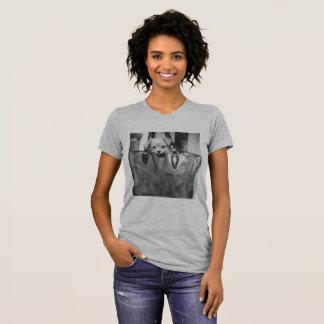 PIYOBIGI T shirt DOG bigi animal
