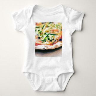 Pizza-12 Baby Bodysuit