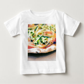 Pizza-12 Baby T-Shirt