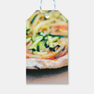 Pizza-12 Gift Tags