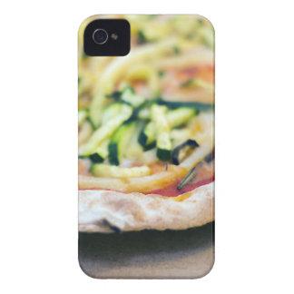 Pizza-12 iPhone 4 Case